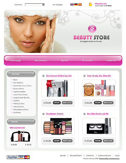 NetSuite Ecommerce Template 0020569b