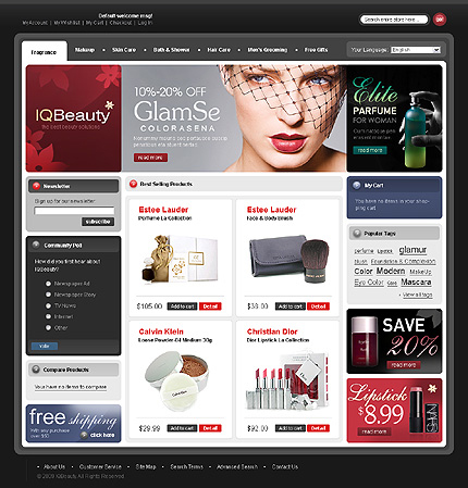 NetSuite Ecommerce Template 0023225b