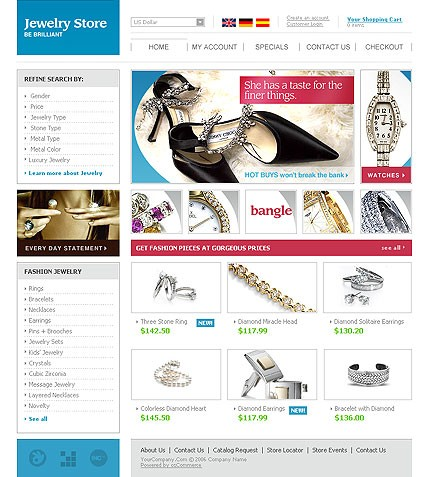 NetSuite Ecommerce Template 0011361b
