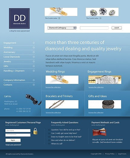 NetSuite Ecommerce Template 0011638b