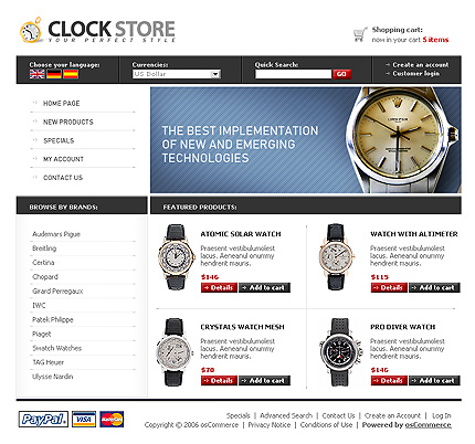 NetSuite Ecommerce Template 0012353b