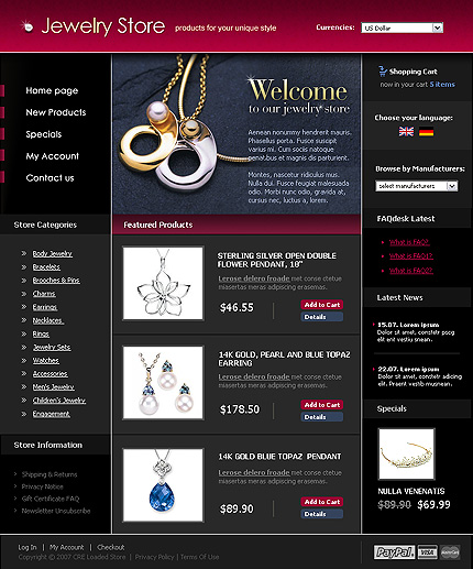 NetSuite Ecommerce Template 0014872b
