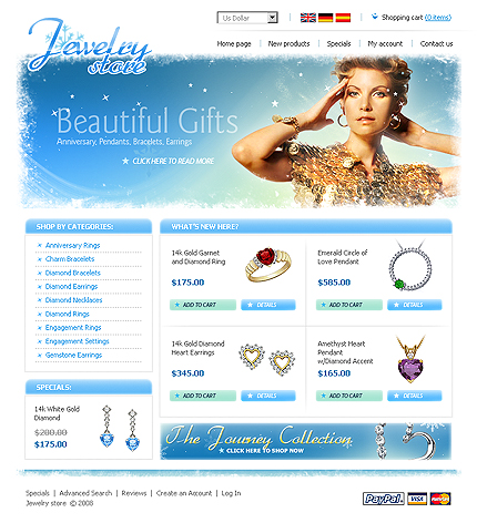 NetSuite Ecommerce Template 0018859b