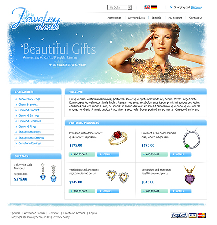 NetSuite Ecommerce Template 0021724b
