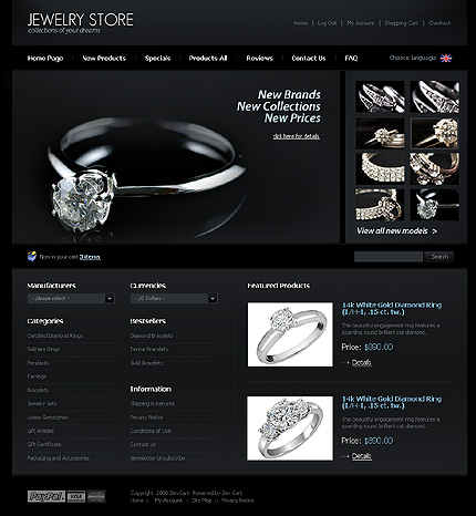 NetSuite Ecommerce Template 0021936b