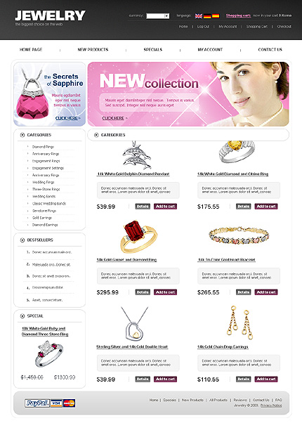 NetSuite Ecommerce Template 0022262b