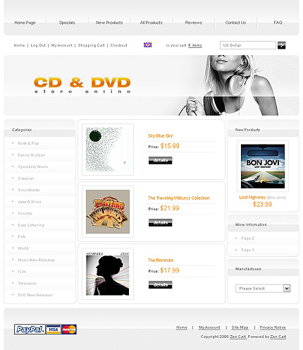 NetSuite Ecommerce Template 0020402b