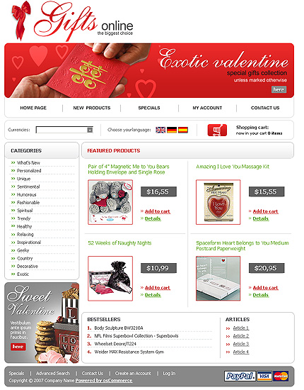 NetSuite Ecommerce Template 0013772b